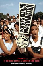 Voices from the March on Washington - J Patrick Lewis