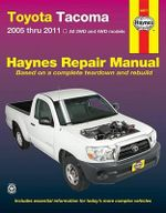 Toyota Tacoma Automotive Repair Manual - Anon