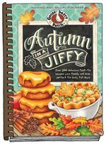 Autumn in a Jiffy Cookbook : All Your Favorite Flavors of Fall in Over 200 Fast-Fix, Family-Friendly Recipes. - Gooseberry Patch