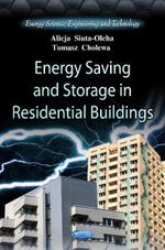 Energy Saving & Storage in Residential Buildings - Alicja Siuta-Olcha