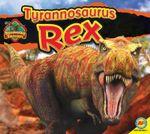 Tyrannosaurus Rex : Discovering Dinosaurs (Av2 Weigl) - Aaron Carr