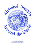 Alphabet Travels Around the World - Lydia Pournelle Steadham