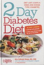 2-Day Diabetes Diet : Power Burn Just 2 Days a Week to Drop the Pounds - Erin Palinski
