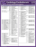 ICD-10 Mappings 2015 Express Reference Coding Card : Cardiology - American Medical Association