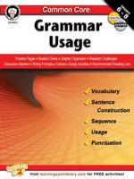 Common Core : Grammar Usage - Linda Armstrong