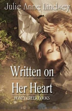 Written on Her Heart - Julie Anne Lindsey