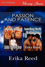 Passion and Patience [Tabitha's Blue-Eyed Storm : Something Worth Waiting For] (Siren Publishing Menage Amour) - Erika Reed