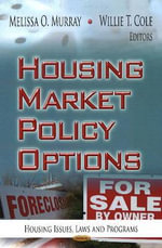 Housing Market Policy Options : Impact on Identity and Social Change