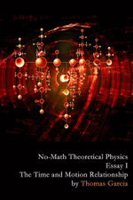 No-Math Theoretical Physics, Essay I - The Time and Motion Relationship - Thomas Garcia