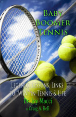 Baby Boomer Tennis - Joy Macci