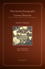 Thin-Section Petrography of Ceramic Materials - Sarah E. Peterson