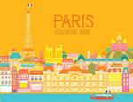 Paris Coloring Book - Min Heo