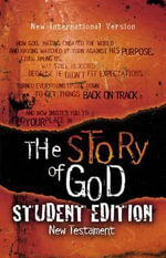 Story of God New Testament-NIV-Student : The Story of God - Biblica
