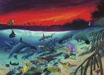Marine Sanctuary : 1000 Piece Puzzle - Wyland