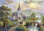 Pray for World Peace : 1000 Piece Jigsaw Puzzle - Nicky Boehme