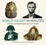 World History in Minutes - Tat Wood