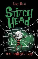 The Spider's Lair : Stitch Head - Guy Bass