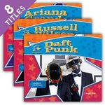 Big Buddy Biographies Set 12 : Big Buddy Biographies Set 12 - Sarah Tieck