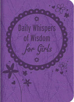 Daily Whispers of Wisdom for Girls : The Planet of Peril: Book 9 - Barbour Publishing