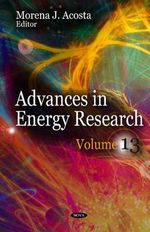 Advances in Energy Research : Volume 13