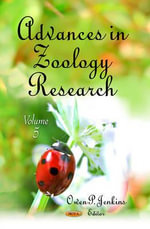 Advances in Zoology Research: Volume 5 : Volume 5