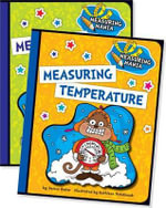 Measuring Mania (Set) : Explorer Junior Library: Math Explorer Junior