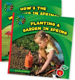 Let's Look at Spring (Set) : 21st Century Basic Skills Library: Let's Look at Spring