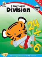 I Can Master Division, Grades 3 - 4 - Carson-Dellosa Publishing
