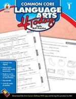 Common Core Language Arts 4 Today, Grade 1 : Daily Skill Practice - Jeanette Moore Ritch