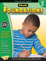 Math Foundations, Grade 3 - American Education Publishing