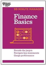 Finance Basics - Harvard Business Review