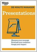 Presentations (20-minute Manager Series) - Harvard Business Review