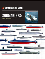 Submarines : 1945 to Today - Robert Jackson