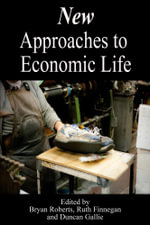 new approaches to economic life