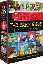 The Brick Bible : The Complete Set - Brendan Powell Smith