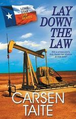Lay Down the Law - Carsen Taite