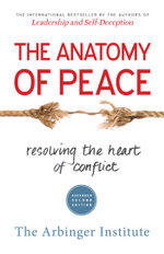 The Anatomy of Peace : Resolving the Heart of Conflict - Jim Ferrell