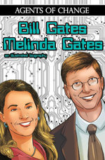 Agents of Change : The Melinda and Bill Gates Story Vol1 #1 - Martin Pierro
