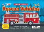 Junior Builder : Rescue Vehicles - Chris Oxlade