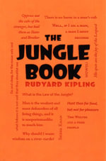 The Jungle Book : Word Cloud Classics - Rudyard Kipling