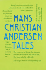 Hans Christian Andersen Tales : Word Cloud Classics - Hans Christian Andersen