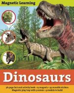 Magnetic Learning : Dinosaurs - Richie Chevat