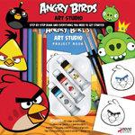 Angry Birds Art Studio - Walter Foster Creative Team