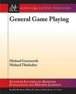 General Game Playing - Michael Genesereth