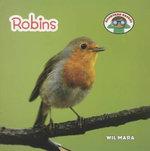 Robins : Backyard Safari - Wil Mara