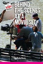 Behind the Scenes at a Movie Set - Melissa Firth