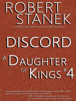 A Daughter of Kings #4 - Discord (Graphic Novel Part 4, Tablet Edition) - Robert Stanek