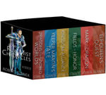Boxed Set Ruin Mist Chronicles : Dragons of the Hundred Worlds, Keeper Martin's Tale, Kingdom Alliance, Fields of Honor, Mark of the Dragon, Elf Queen' - Robert Stanek