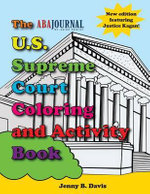 The U.S. Supreme Court Coloring and Activity Book - Jenny B Davis
