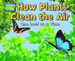 How Plants Clean the Air : One Leaf at a Time - Ellen Lawrence